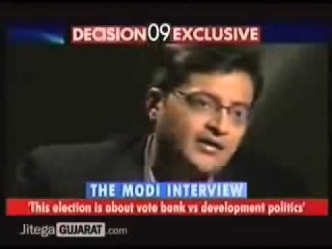 Watch How Narendra Modi Destroyed Arnab Goswami on Rahul Gandhi issue small