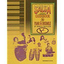 Un libro de método completo sobre cómo se tocan todos los estilos de música afrocubana, además de gráficos de muestra que muestran lo que cada instrumento es responsable, una historia completa de la música, numerosas fotos clásicas, 50 páginas sólo en piano montunos y mucho más.