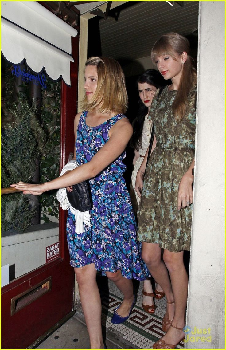 Taylor Swift & Dianna Agron: Dominic's Duo | Dianna agron ...