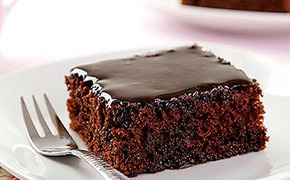 Receita de bolo nega maluca para a fase cruzeiro PL dukan.