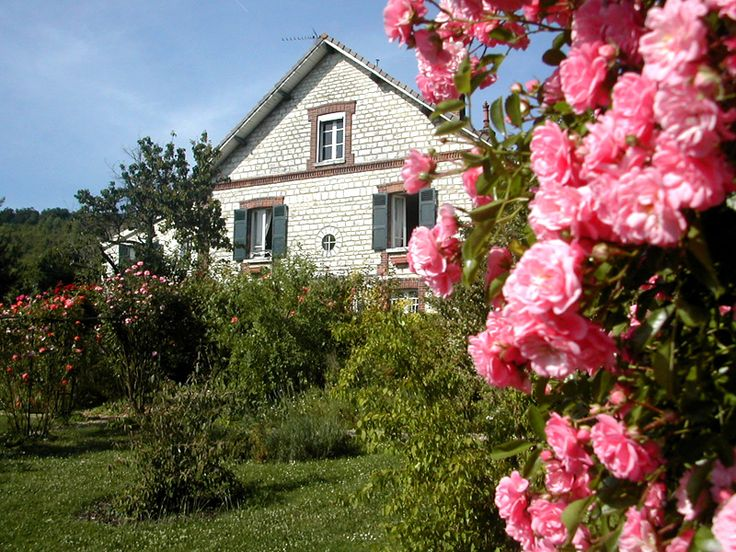Les Chambres de Georges in Giverny. Nothing flash nor expensive; just a magical stay with fresh produce (think homemade jams fresh from the garden fruit) in a magical place in France. Your host Micheal is fabulous