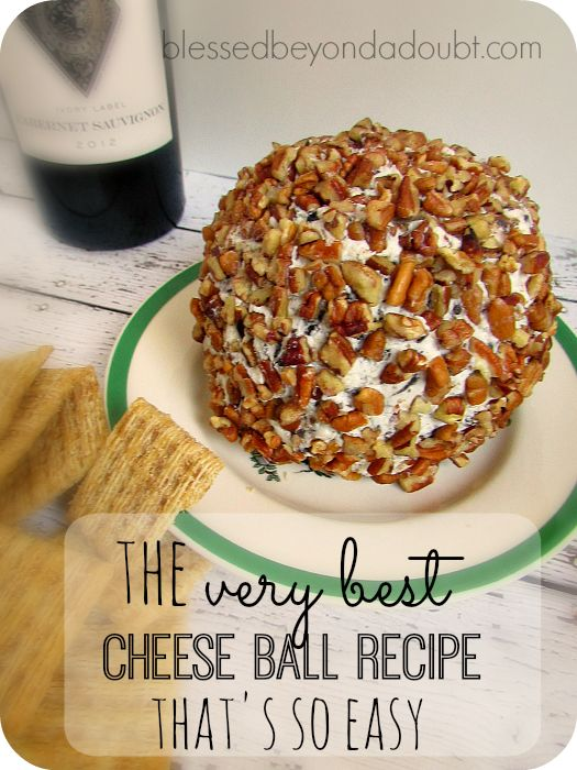 best cheese ball