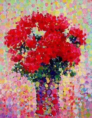 Image result for angelo franco pointillism