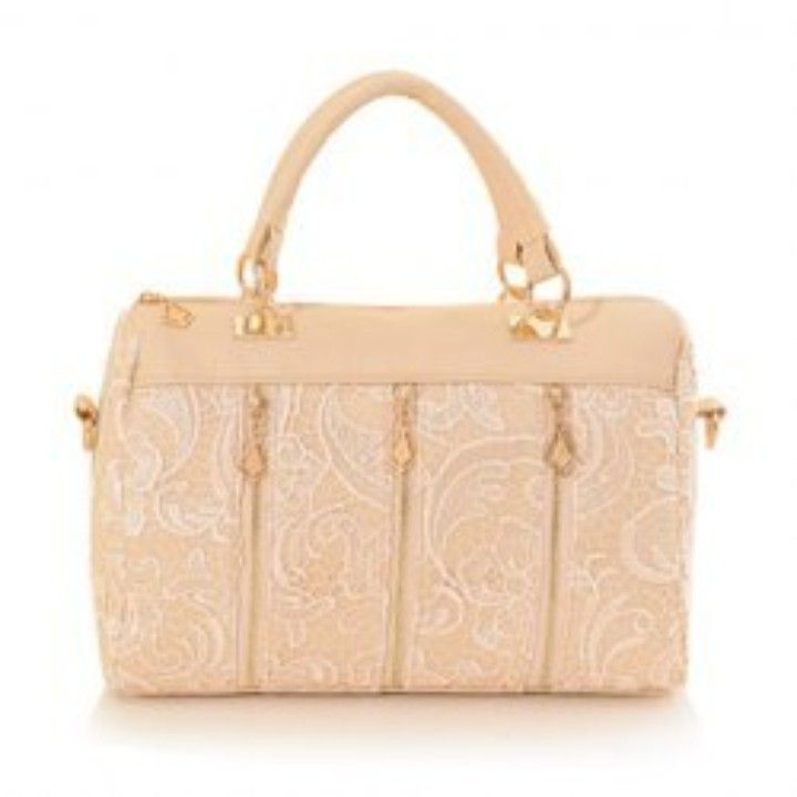 Oblique Carry Casual  Retro Lace Handbag from The BEST OF BOTH WORLDS BOUTIQUE MONOGRAM AND GIFTS for $22.85