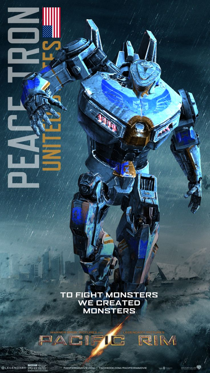 #PacificRIM #Movie #Robot | Pacific RIM | Pinterest ... Pacific Rim Robots Names