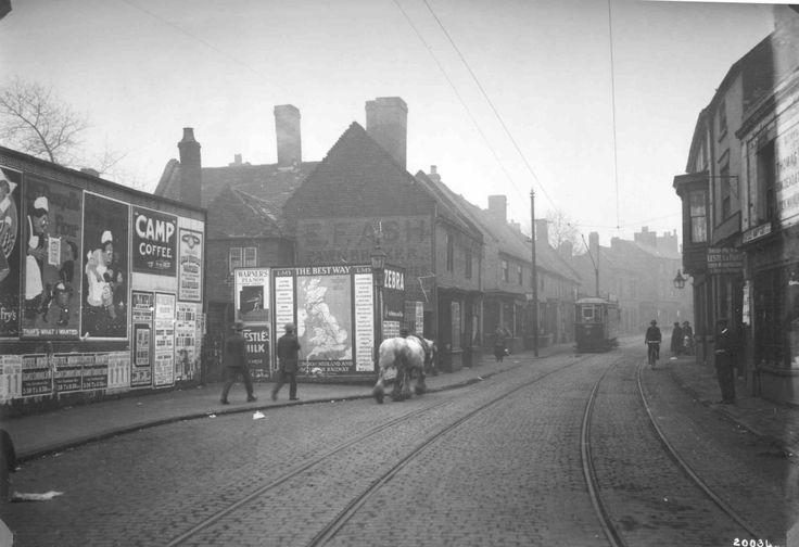 walsall Street 1925