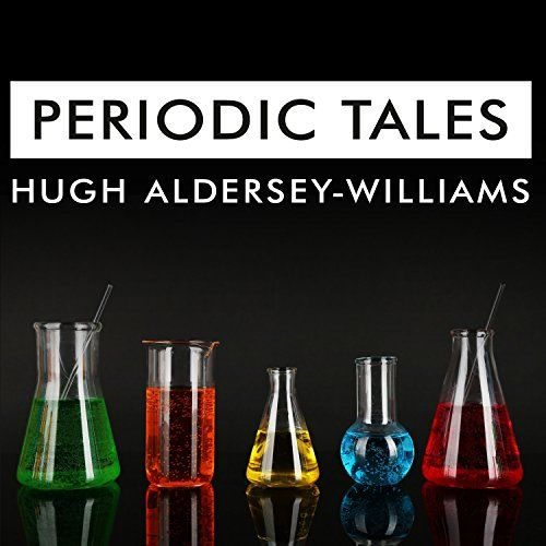 Science is fun! Unlocking their astonishing secrets and colorful pasts, Periodic Tales is a passionate journey through mines and artists' studios, to factories and cathedrals, into the woods and to the sea to discover the true stories of these fascinating but mysterious building blocks of the universe. Periodic Tales Audiobook #Audible