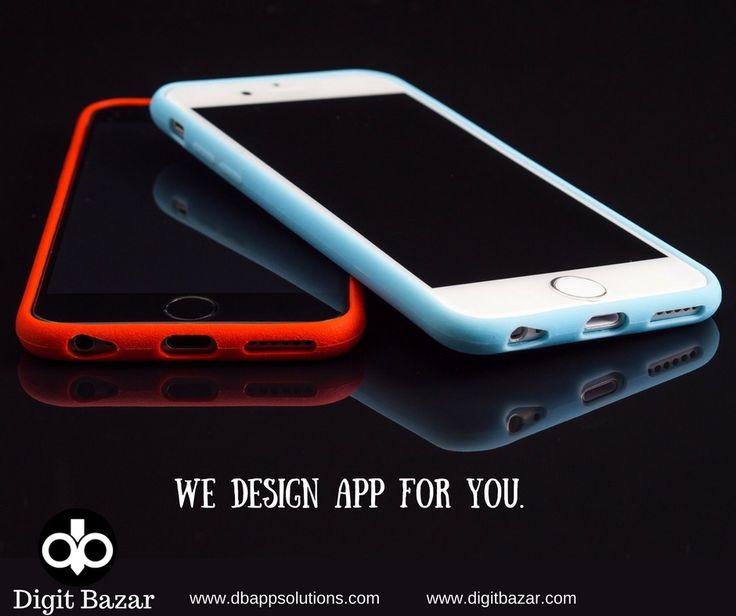 We Design Mobile Apps for Your Business Visit: https://goo.gl/TtqSgK #appdesign #ecommerce #Marketing #Tech #UI #UX #DigitBazarAppSolutions