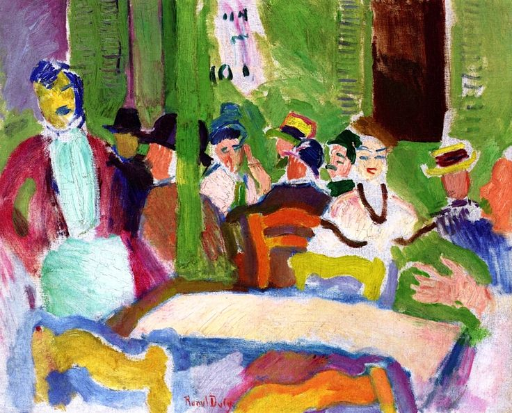 Raoul Dufy - 1907-1908