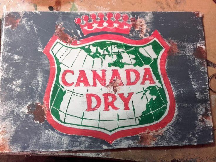 Canada Dry vintage