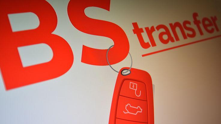 Εταιρική ταυτότητα BS Transfer