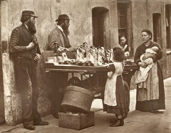 London utcáin 1876-1877 - Toochee