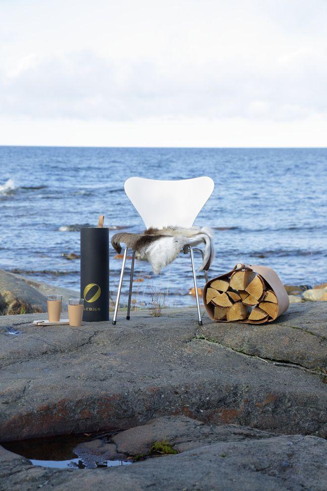 Outdoor interior styling by Valkoinen Harmaja &  Anne Yrjänä. www.gedigo.fi