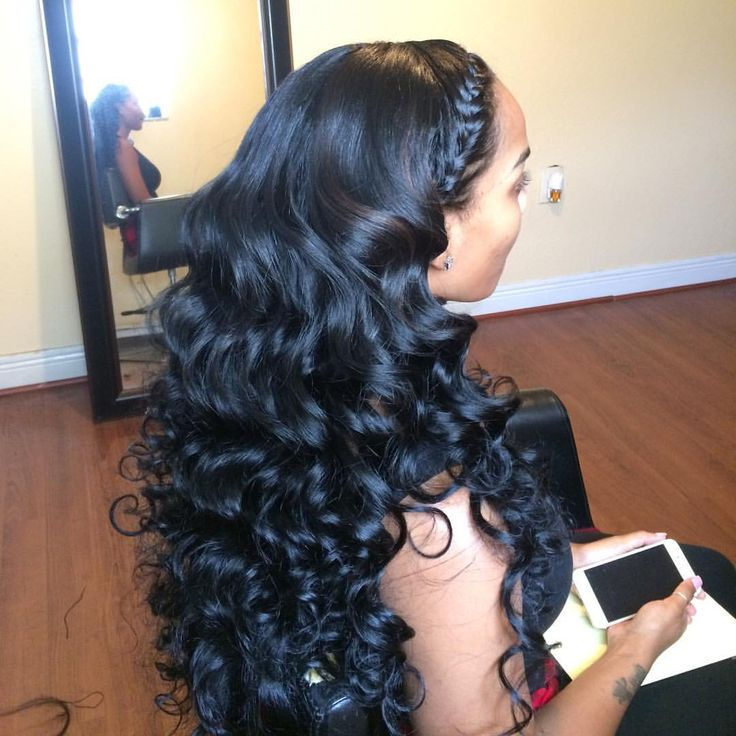 Versatile sew in  @beautiful_yaya Indian curly 22,24,26,28 by her company