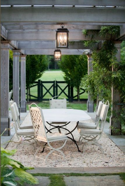 Im going to note this for inspiration once I am through the horror of house hunting.   Created by JANICE PARKER LANDSCAPE DESIGN