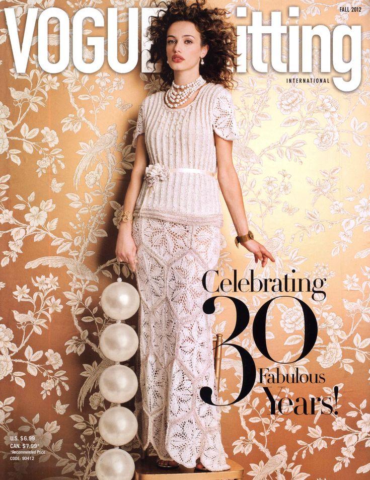 Fall 2012 | Vogue knitting