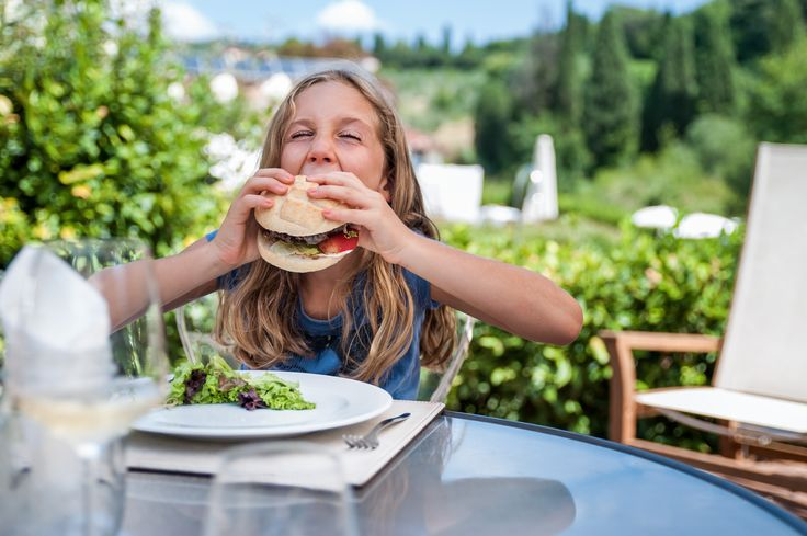 It's such a Perfect Day for an 'al fresco' lunch by the pool Summer Dream Holidays at Il Salviatino luxury hotel Florence