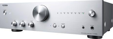 Onkyo A-9010 (Amplificateur, 2 x 44W, Argent)