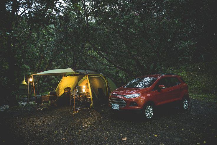 小日子,小旅行,小自由:與Ford EcoSport的閒情記趣 | 狂人日誌