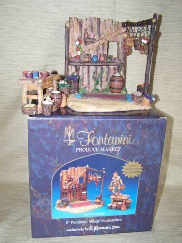 "Fontanini 5"" Produce Market 55532"