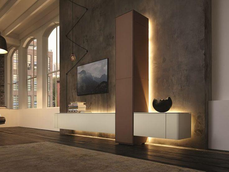 Moderne wohnwand hülsta  Die besten 25+ Hülsta Ideen auf Pinterest | Hülsta wohnzimmer ...