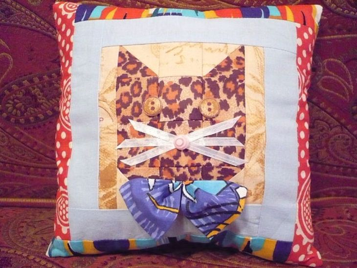 "Pillowcase ""Kitty"""