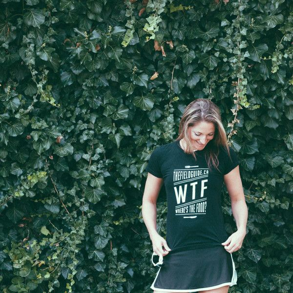 WTF, Where's The Food? T-shirt