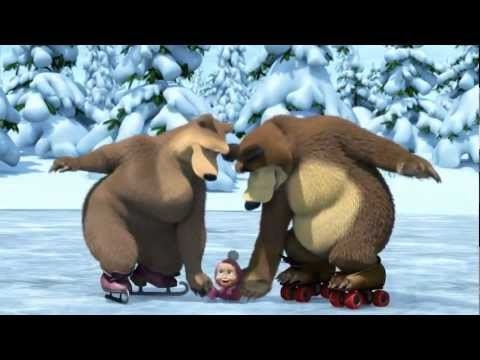 Masha and the Bear - Holiday on Ice