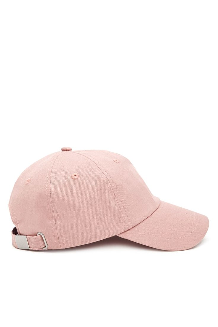 Canvas Baseball Cap - INSTA-WORTHY OUTFITS - 2000234159 - Forever 21 EU English