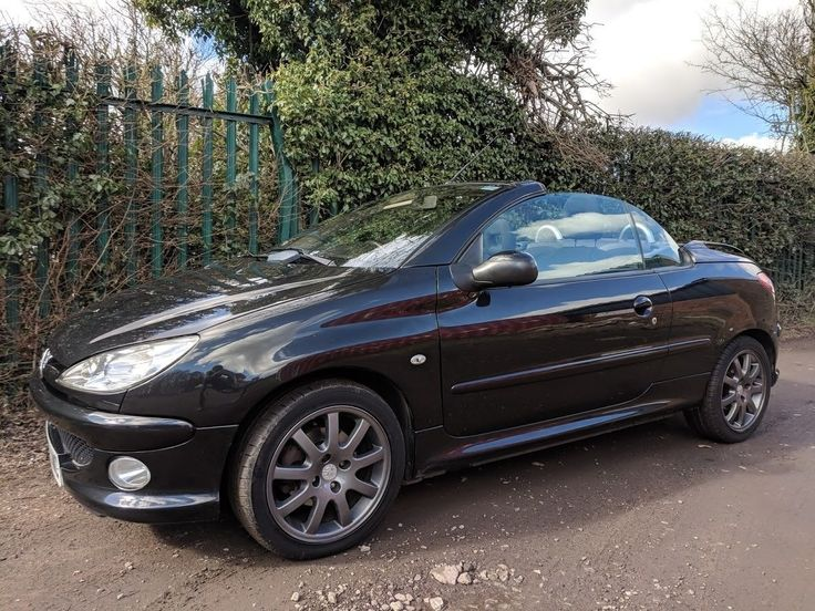 2007 Peugeot 206cc 1.6 automatic hard top convertible low miles service history: £1,499.00 End Date: Wednesday Apr-4-2018 21:45:26 BST Add…