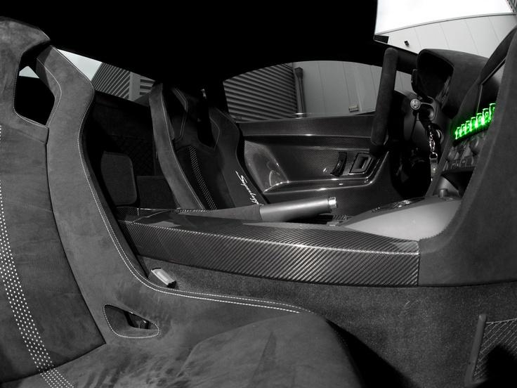 2012 Wheelsandmore Lamborghini LP620-4 Green  Design Interior