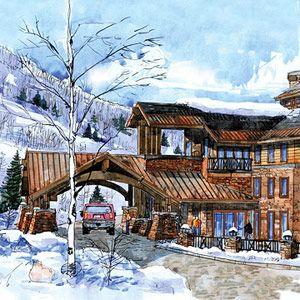 10 Best Snow Resorts: 10. Dakota Mountain Lodge & Golden Door Spa (via Parents.com)