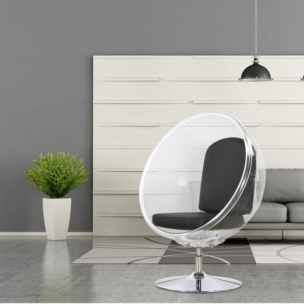 eero aarnio style bubble chair