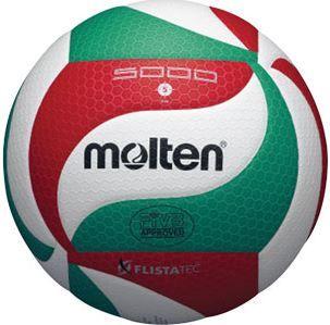 Molten Volleyball Ball| Molten Flistatec V5m5000 Volleyball Ball: Asll
