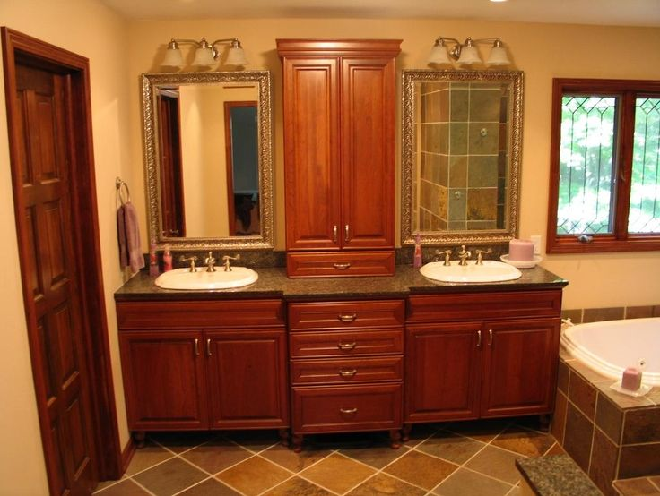 Building Your Own Bathroom Vanity