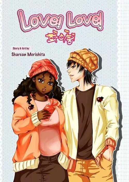Ambw Art  Anima Ambw Blasian Bwam  Pinterest  Bwwm, Couples And Anime-7580
