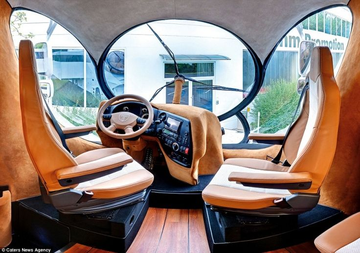 百万美元移动豪宅   #LuxuryEstate #房车 #豪宅出售 #迪拜