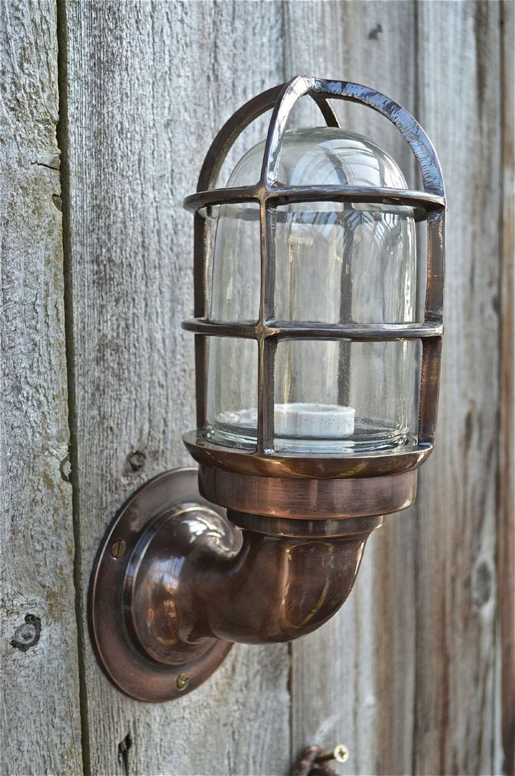 64 best images on pinterest superb retro style bronze ship bulkhead light marine wall light lamp mozeypictures Choice Image