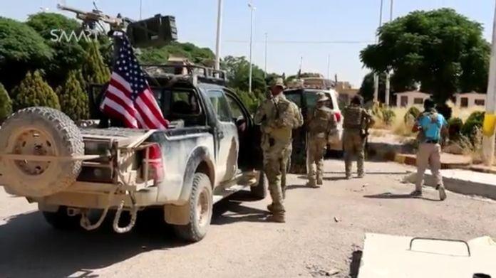 Noticia Final: VÍDEO: exército dos EUA patrulha cidade fronteiriç...
