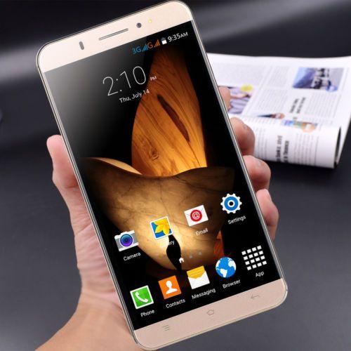 6.0″ XGODY Quad core Android 5.1 Smartphone móvil libre 3G