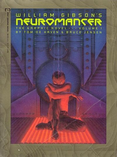 an analysis of cyberpunk theme in neuromancer by william gibson Neuromancer themes william gibson character analysis, themes.
