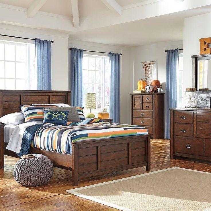 That Furniture Outlet - Minnesota's #1 Furniture Outlet. We have exceptionally low everyday prices in a very relaxed shopping atmosphere. Ashley Ladiville 4 Piece Twin Bedroom Suite. http://ift.tt/2bbD6DE #thatfurnitureoutlet  #thatfurniture