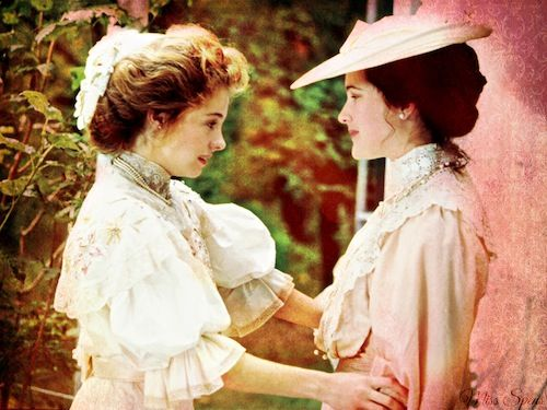"""True friends are always together in spirit. (Anne Shirley)""   ― L.M. Montgomery, Anne of Green Gables"