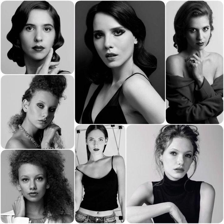 Going through the years                                      Hair & Makeup by Ana Lulikova                                                          Foto: Doinel Ungureanu