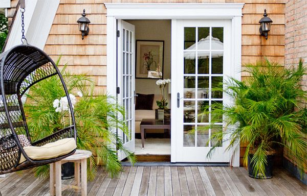 35 Gorgeous French Doors Ideas to Open Up Your Space (with Pictures)