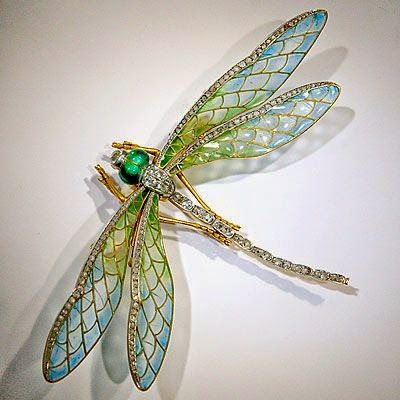 These are a very few small stunning and marvelous jewelry pieces of La Belle Ép…