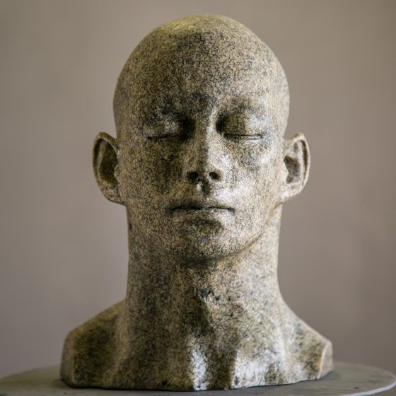 Study of a bust – Stefan Blom