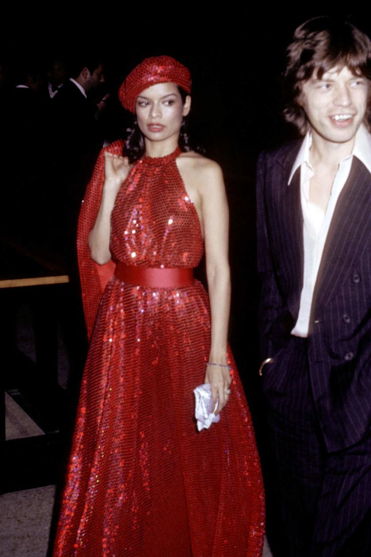 See Bianca Jagger's Style, an Original 'It' Girl -- The Cut
