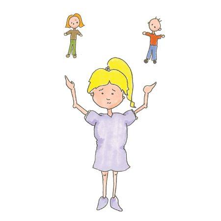 Histoire qui traite des complications reliées à la division des biens et de la garde d'un enfant suite à une séparation ou un divorce des parents.