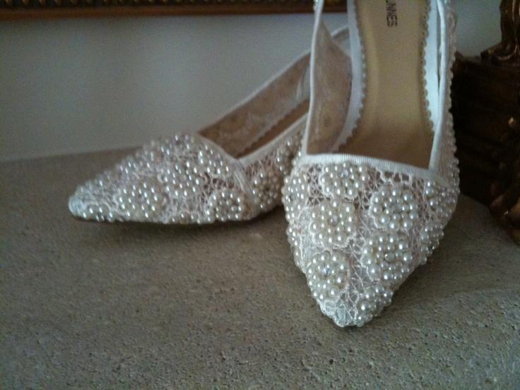 Pearl embellished beauties